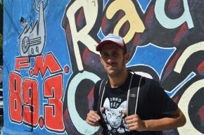 """Nicolás Correa en """"Las lecturas"""", Radio Gráfica89.3"""