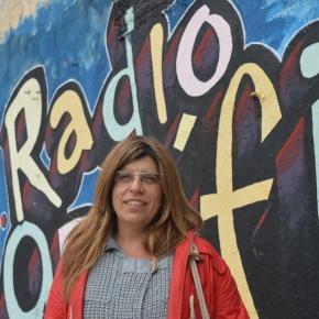 """María Pía López en """"Las lecturas"""", por Radio Gráfica89.3"""